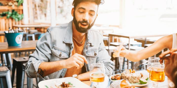 Recomendaciones para una dieta saludable en el varón