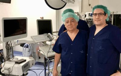 Hidroablación de la Próstata con el sistema Aquabeam®