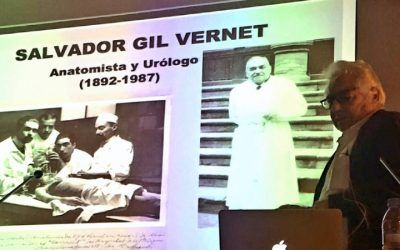 Conferencia en la Universidad Rovira i Virgili de Reus
