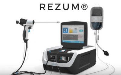 Rezum® para el tratamiento mínimamente invasivo de la HBP