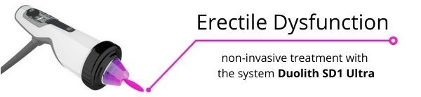 erectile dysfuncti tratement